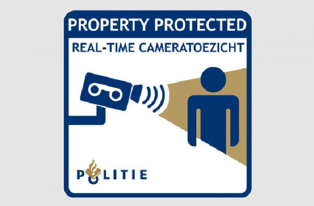 Real-time camera toezicht