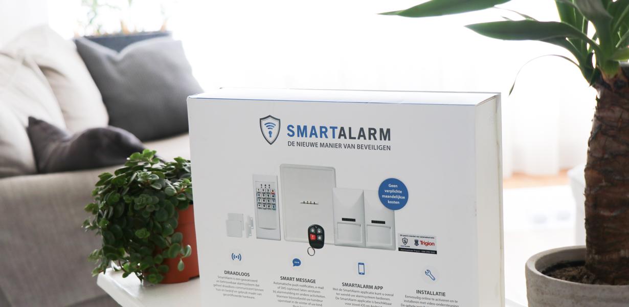 Alarmsysteem van SmartAlarm